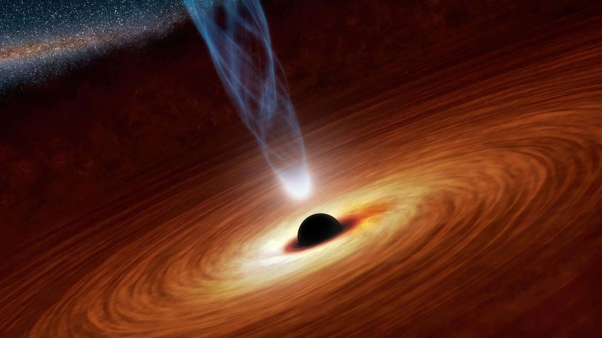 Supermassive-Black-Hole-Spins-at-Nearly-the-Speed-of-Light-2